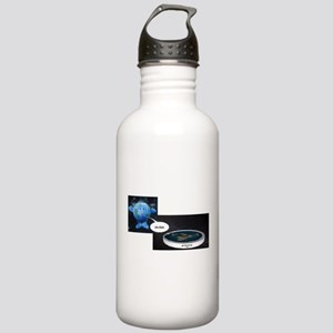 Flat Earth Today Stainless Water Bottle 1.0L