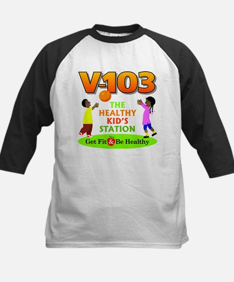 The Healthy Kid's Station Kids Baseball Jersey