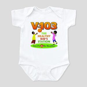 The Healthy Kid's Station Infant Bodysuit