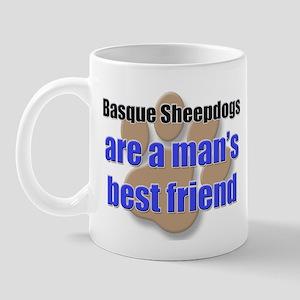 Basque Sheepdogs man's best friend Mug