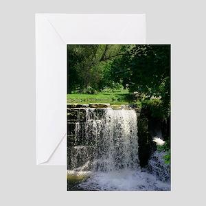 Brandon Vermont Waterfall