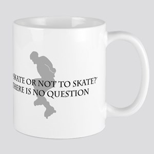 To Skate Or Not To Skate Mug