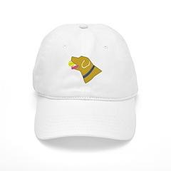 Yellow Lab Baseball Cap