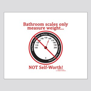 Weigh In Time Small Poster