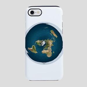 Flat Earth 1 iPhone 8/7 Tough Case
