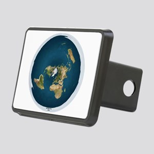 Flat Earth 1 Rectangular Hitch Cover
