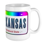 Arkansas Large Mug