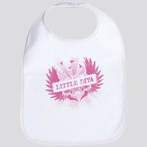 Little Diva Bib