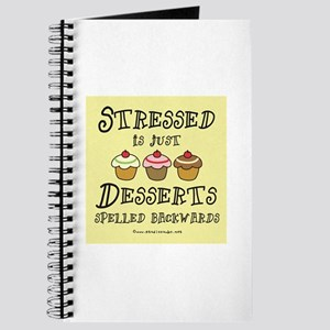 Stressed is Desserts Journal
