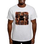 Bodybuilding Squats Ass Light T-Shirt