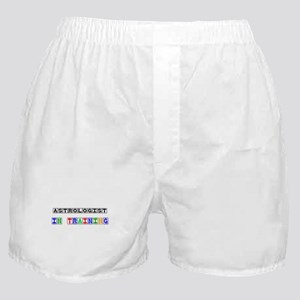 Astrologist In Training Boxer Shorts