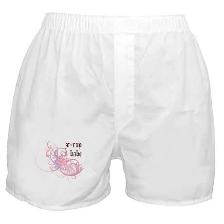 X-Ray Babe Boxer Shorts
