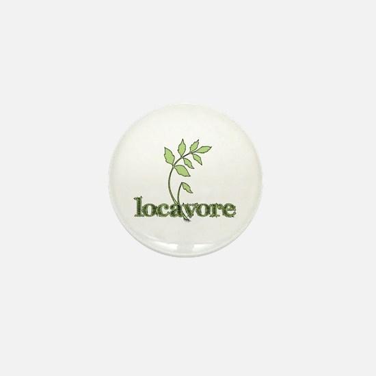 Locavore Mini Button