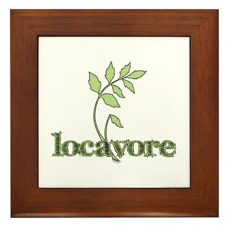 Locavore Framed Tile