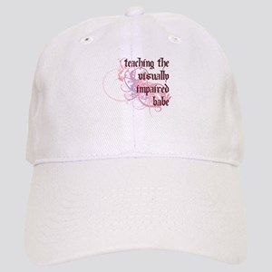 Teaching the Visually Impaired Babe Cap