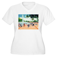 Fountain by Riccoboni T-Shirt