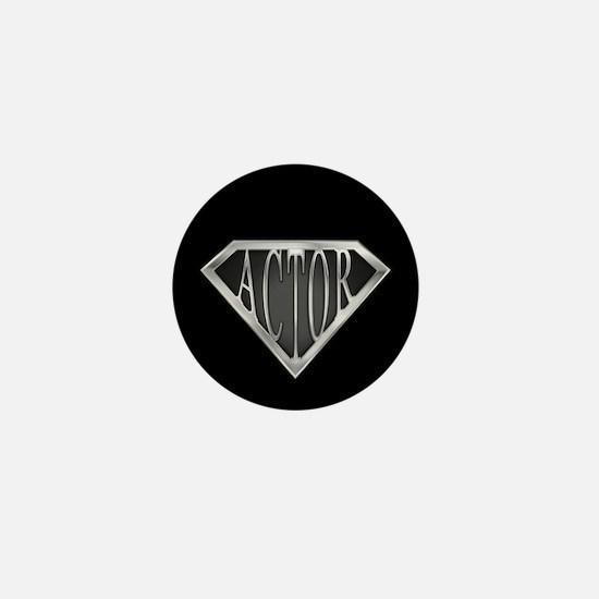 SuperActor(metal) Mini Button