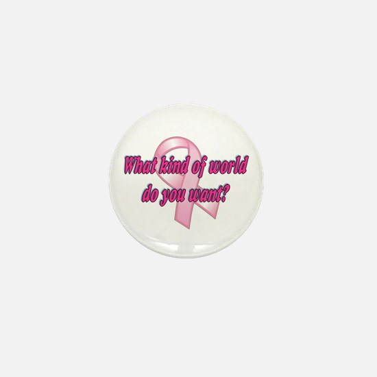 Pink Ribbon-What kind of world(10 pack)