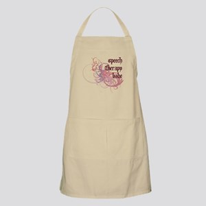Speech Therapy Babe BBQ Apron