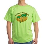 CTEPBA.com Green T-Shirt