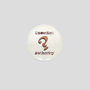 Question Authority 4 Mini Button