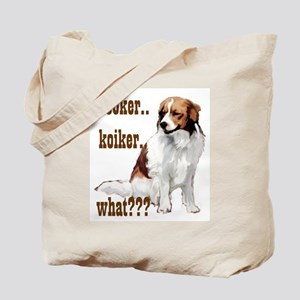 Koiker What? Tote Bag