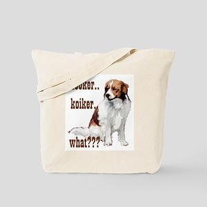 Koiker What? Tote Bag