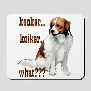 Koiker What? Mousepad