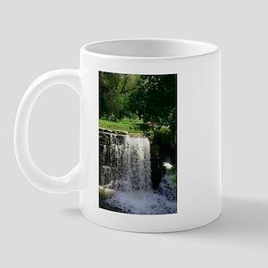 Brandon Vermont Waterfall Mug