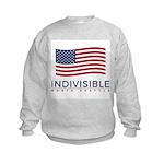 Kid's Sweatshirt Big Flag Logo