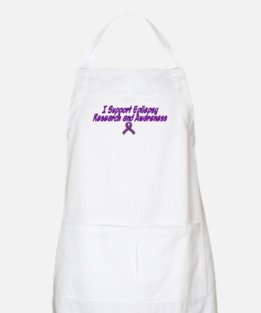 I support Epilepsy research and awareness BBQ Apro