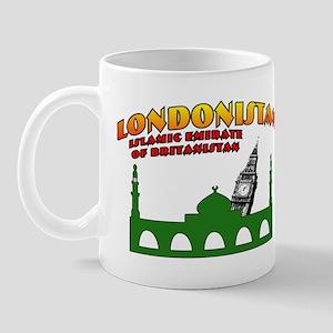 Londonistan Mug