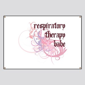 Respiratory Therapy Babe Banner