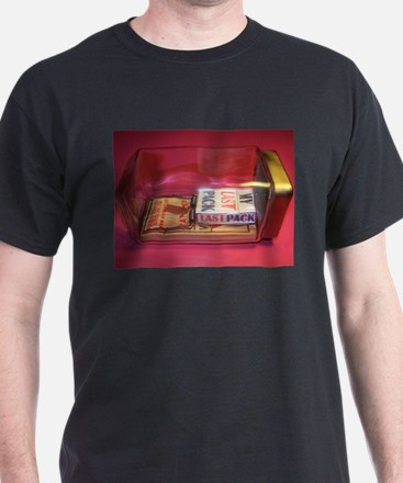 MY LAST PACK of CIGARETTES T-Shirt