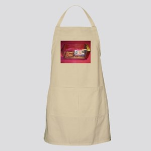 MY LAST PACK of CIGARETTES BBQ Apron