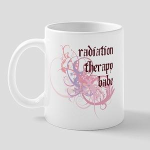 Radiation Therapy Babe Mug