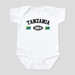 Tanzania 1964 Infant Bodysuit
