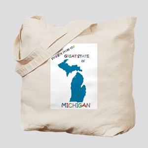 Michigan gift Tote Bag