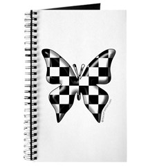 Checkered Butterfly Journal