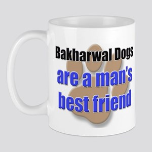 Bakharwal Dogs man's best friend Mug