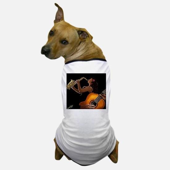 Funny Digitalart Dog T-Shirt