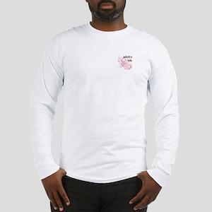 Podiatry Babe Long Sleeve T-Shirt