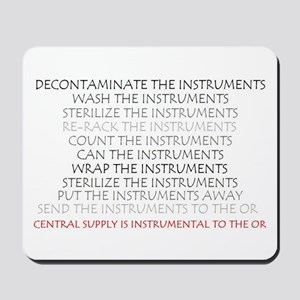 Instruments Mousepad