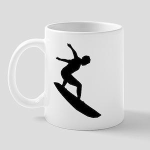 Surfing Mug