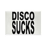 Disco Sucks Rectangle Magnet