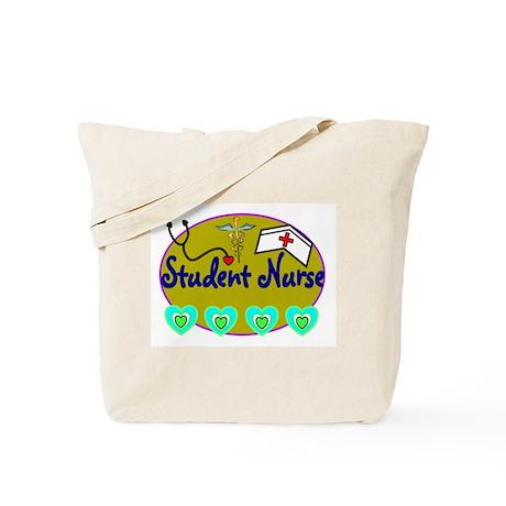 STUDENT NURSE III Tote Bag