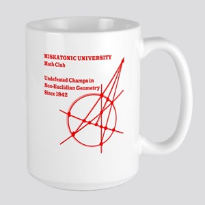misk u math club Mugs
