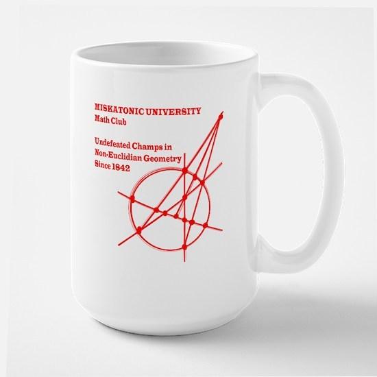 misk u math club Mugs