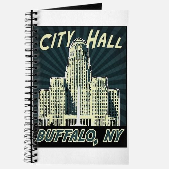 Buffalo City Hall Journal