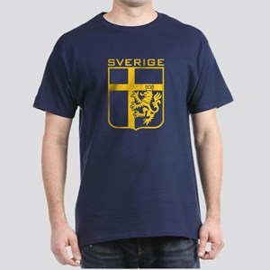 Sverige Dark T-Shirt